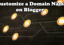 SETUP A Custom Domain Name on Blogger