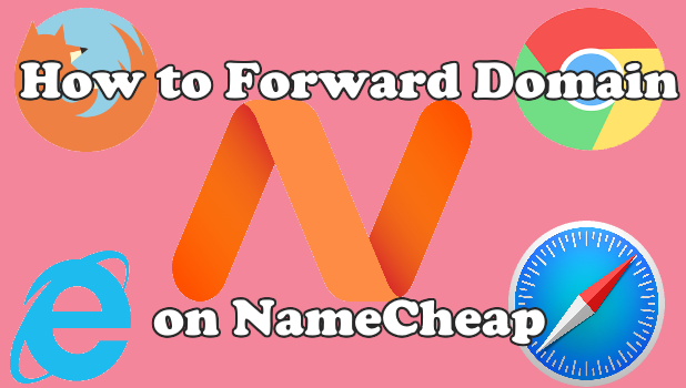 Forward Domain on NameCheap