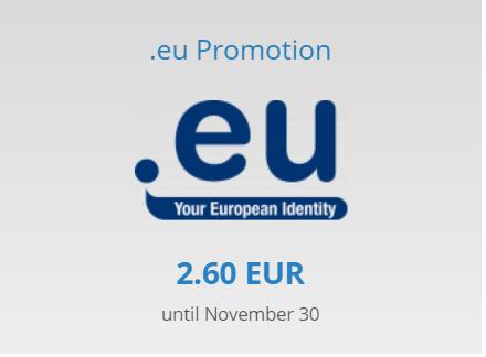 RRPproxy .eu promotion