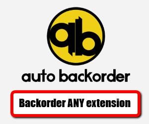 backorder